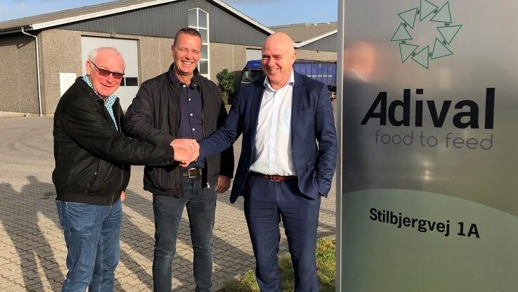 Vestjyllands Andel overtager aktiemajoriteten i Adival