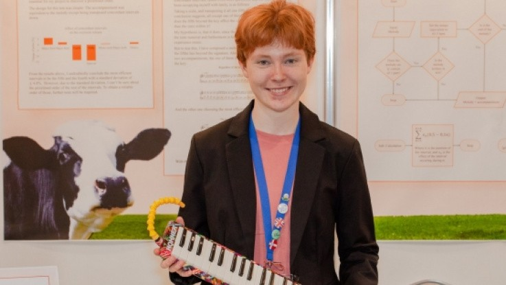 Specialpris til projekt om musik til køer