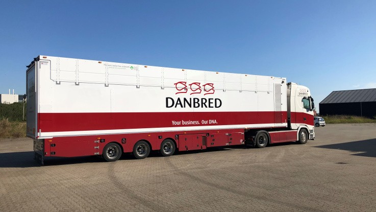 DanBred introducerer ny state-of-the-art transporter
