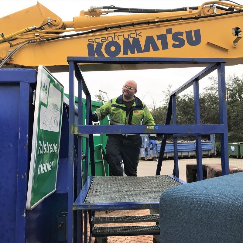Scantruck indgår flerårigt samarbejde med stort affaldsselskab