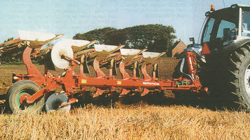 Scan-Plough SB 5