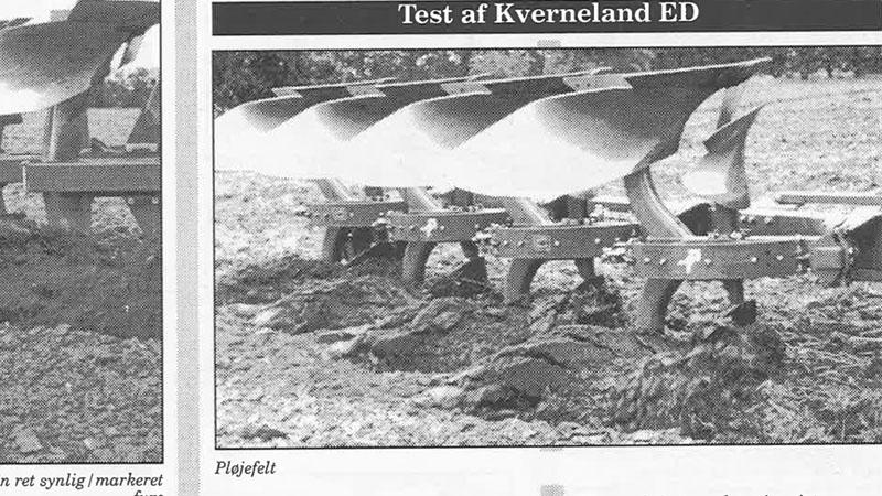 Kverneland ED