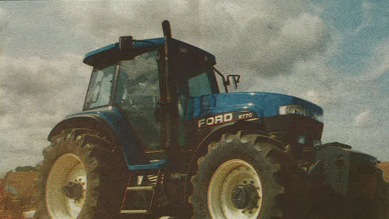 Ford 8770