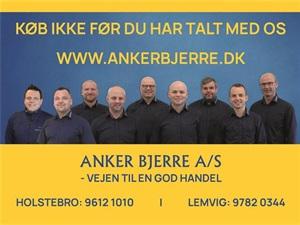 Anker Bjerre A/S - Lemvig