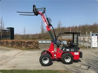 OSTLER Maschinenbau Teleskoplæsser K3 XL