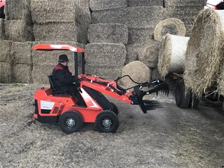 ONJ Tractors MLD Diesel