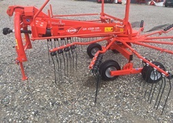 Kuhn GA 4321 mtandem MasterDrive   skr hjre side for chauffr