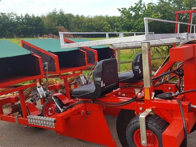 ASM Østervang 2 rk plantemaskine kraftig