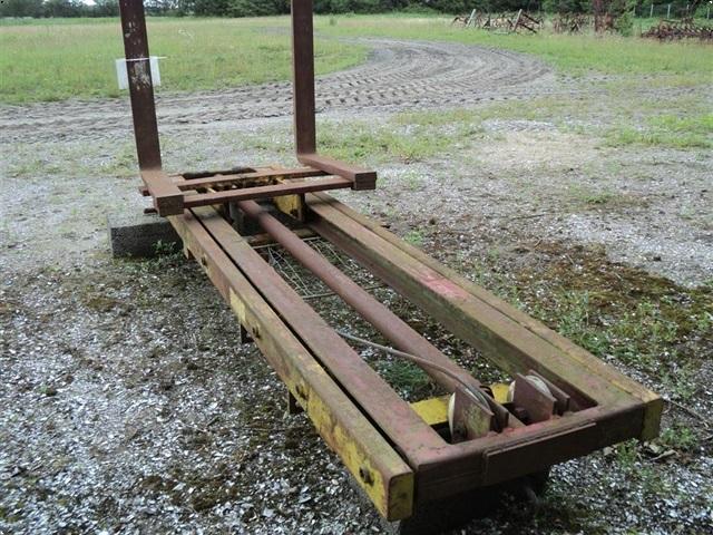 - - - Til traktor montering