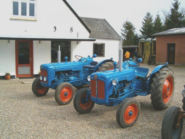 Dansk veteran traktor klub brørup